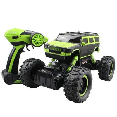 Toyshine presents kids' 4 Wheel Drive Rock Crawler Rally Jeep
