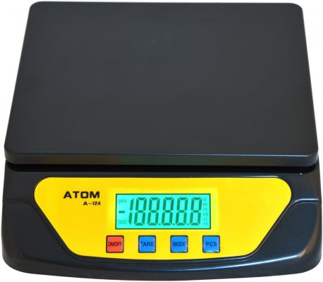 Atom A-124 A-124 Plastic Kitchen Weighing Scale