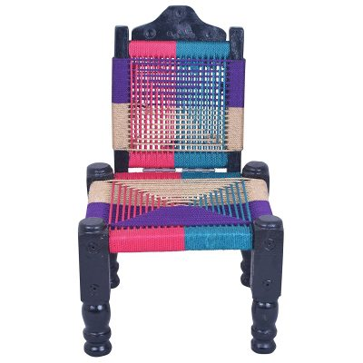 Aashi Enterprise High Wooden Back-Foldable Chair