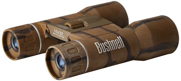 Bushnell Powerview 8x21mm Compact Folding Roof Prism Binocular