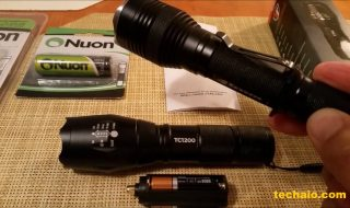 Defense Flashlights in India