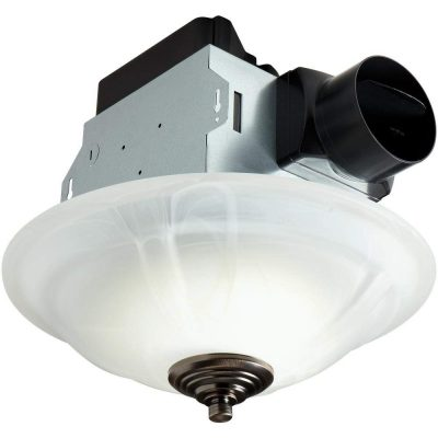 Delta BreezGreenBuilder GBR100LED-DÉCOR 100 CFM Exhaust Bath Fan