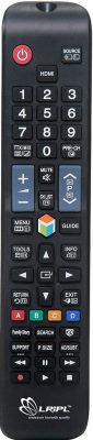 LRIPL TV Remote Control For Samsung 3D LED Smart TV