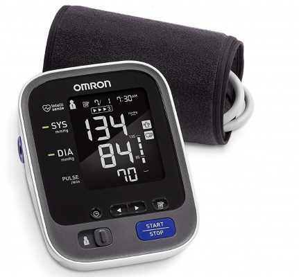 Omron 10 Series Upper Arm Blood Pressure Monitor(Bp785N)