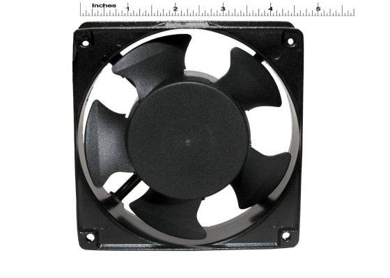 SONYA Metal Axial Cooling Blower Rotary Exhaust Fan