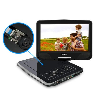 SYNAGY 10.1inch Portable DVD Player