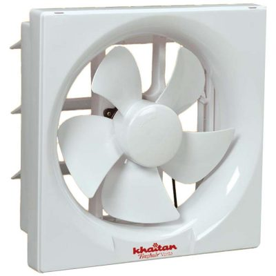 electronic exhaust fan.