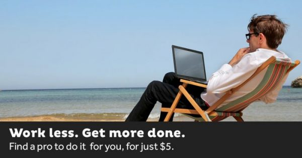 Freelancers at just $5