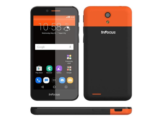 InFocus M260 - 1gb Ram Mobile Under 5000