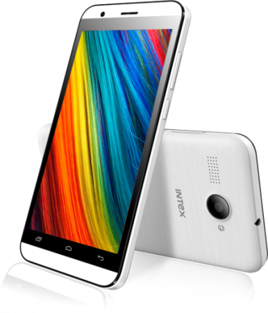 Intex Cloud Force - Mobiles Under 5000 Rs In India