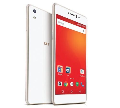 Lyf Earth 1-4G Android Phones