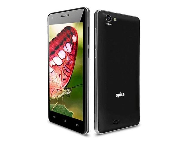 Spice XLife 511 Pro - Top 10 Best Mobiles Under 5000 In India