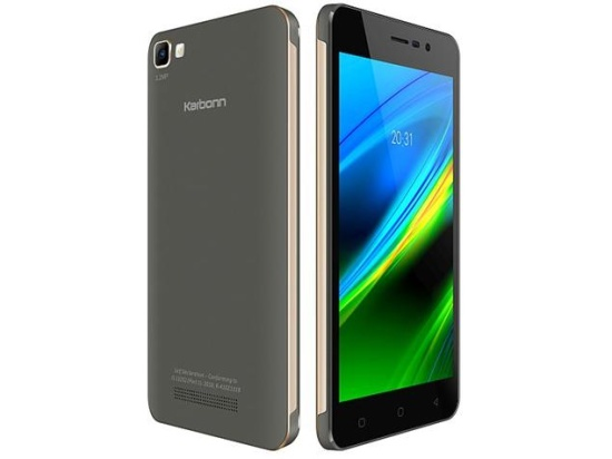 karbonn k9 smart - Best Android Mobiles Under 5000 Rupees