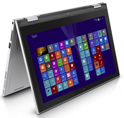 Dell Inspiron 11 3000 Series Convertible 2 in 1 Laptop