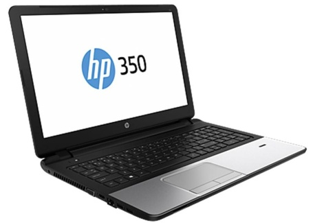 HP 350 G2 Notebook - Top Laptops Under 400 Dollars