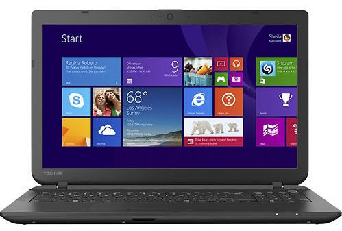 Toshiba Satellite C55-B5246 Laptop - best cheap laptops under 400