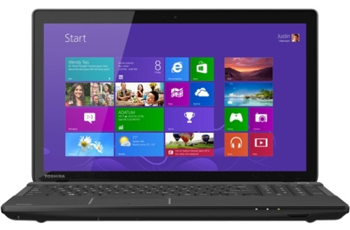 Toshiba Satellite C55DT-A5148 - lightweight laptops under 400