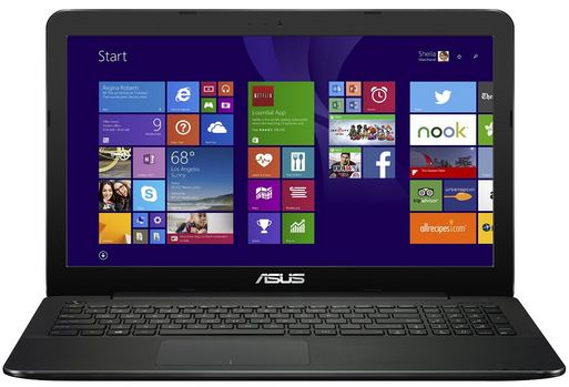 ASUS F554LA 15.6-Inch Gaming Laptop