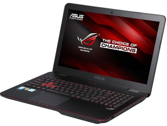 ASUS GL551 15-inch Gaming Laptiop
