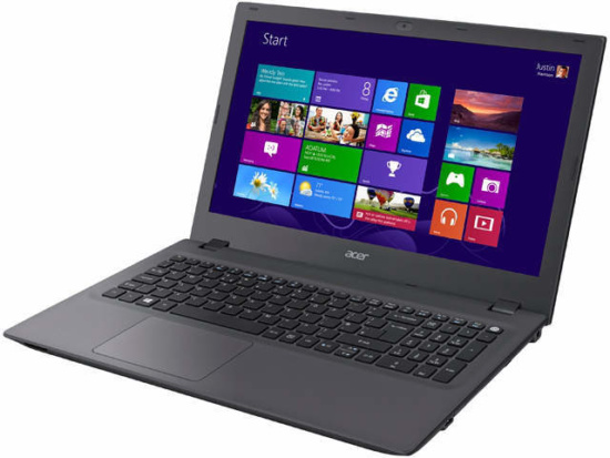 Acer Aspire E5-573G 15.6-Inch Gaming Laptop - best laptop under 600 Dollars