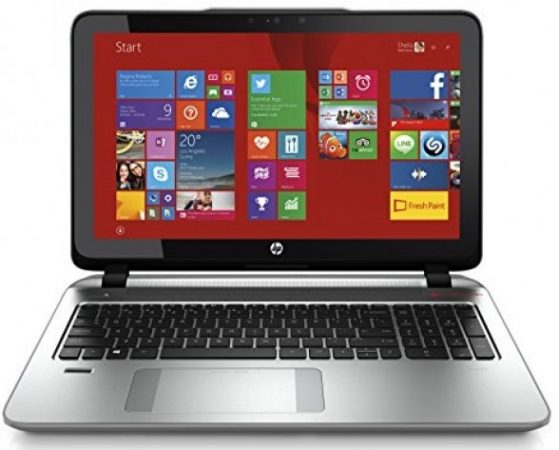 HP ENVY 15-v010nr Touchscreen - best laptops for college students under 1000