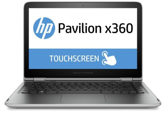 HP Pavilion 13-s128nr x360 laptop - best laptops for college students under 600 Dollar