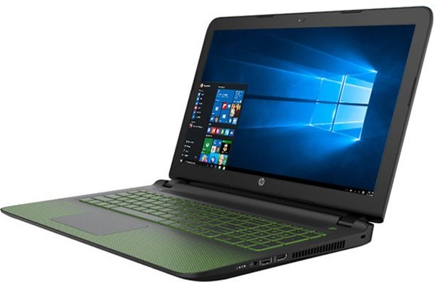 HP Pavilion 15-ak010nr 15.6-InchGaming Laptop