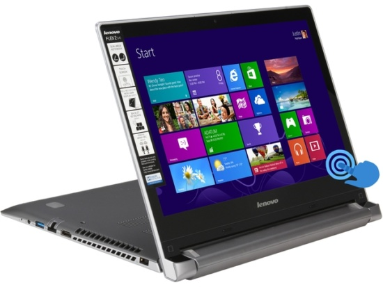 Lenovo Flex 2 15.6-Inch Touchscreen Laptop - best rated laptops under $600