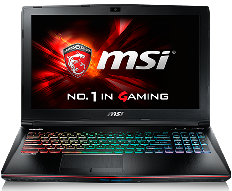 MSI GE62 APACHE-276 15.6-INCH Gaming Laptop