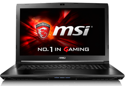 MSI GL72 6QD-001 17.3 Gaming Laptop