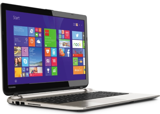 Toshiba Satellite S55-B5266 15.6-Inch Laptop