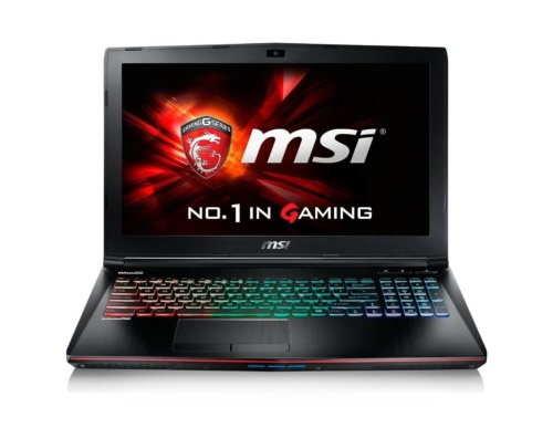 "MSI GE62 Apache Pro-001 15.6"" - best laptops of 2017 under 1500"