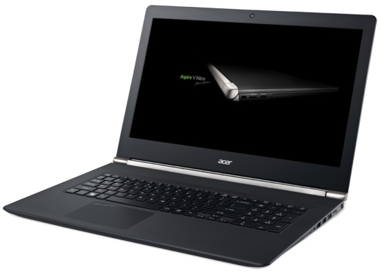 Acer Aspire V17 Nitro Black Edition VN7-791G-71P5 - Top Gaming laptops under 1200