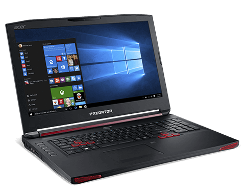 Acer Predator 17 G9-791-735A - best student laptops under 1500