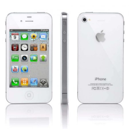Apple MC676LLA - iPhone 4 16GB -Best smart mobile phones