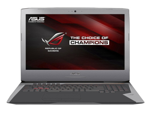 ASUS ROG GL752VW-DH74 17-Inch best gaming laptops under 1500 dollars 2017