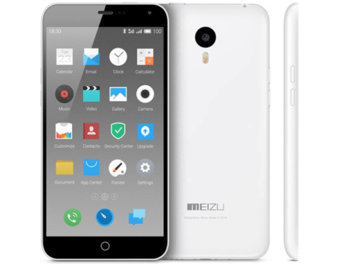 Meizu M2 - 4G Mobile Phones under 7000