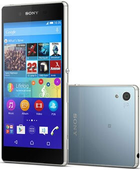 Sony Xperia Z3+--Best Camera Phones