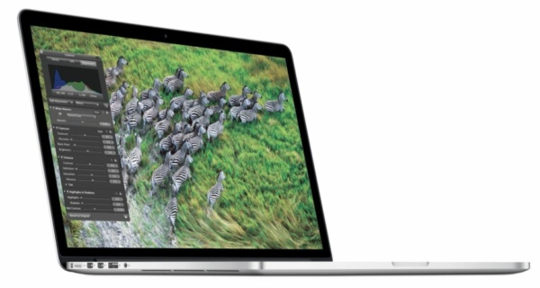 MacBook Pro 15- inch with retina display -Best Laptops for Data Analysis