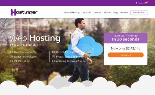 Hostinger Web Hosting Reviews - Is it Worth for Spening Money on it