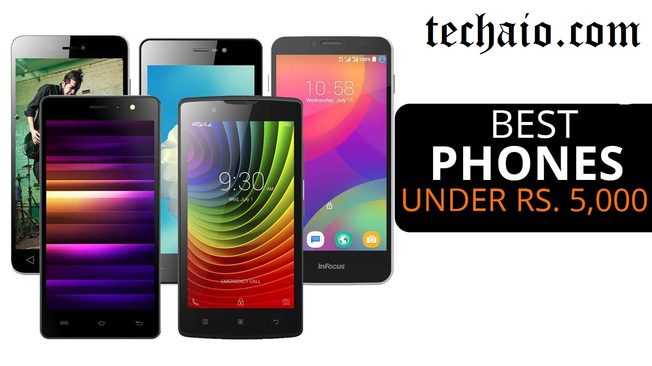 Best phones under 3000 Rs in India