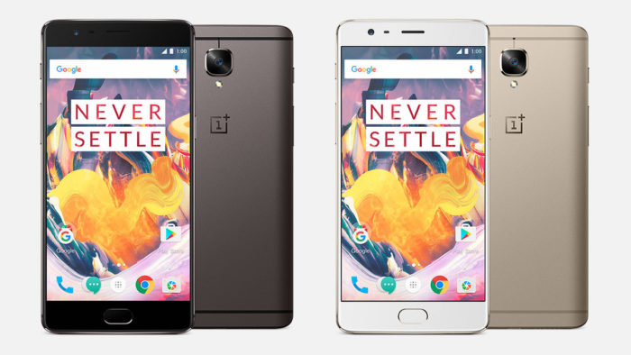 OnePlus 3T-Best 4G Mobiles-android under 30000