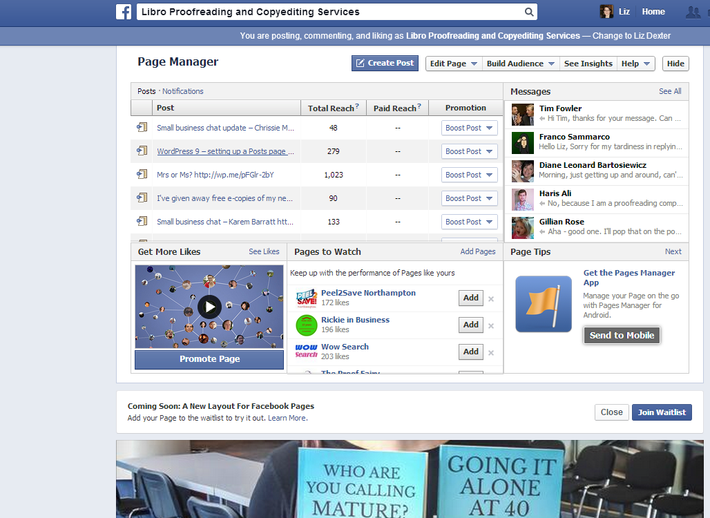 add admin to facebook group