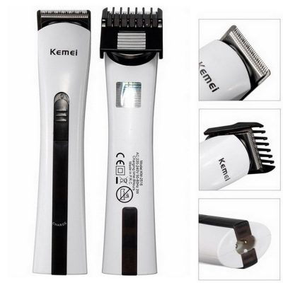 Eveready Kemei Km-2516 Rechargeable Trimmer