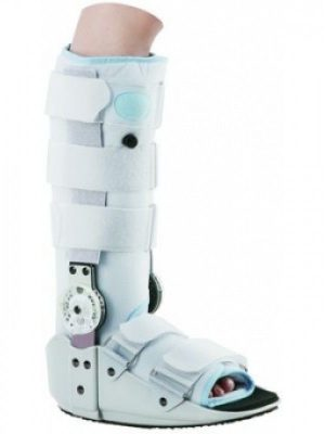 Foot and Shin Brace (Pneumatic)