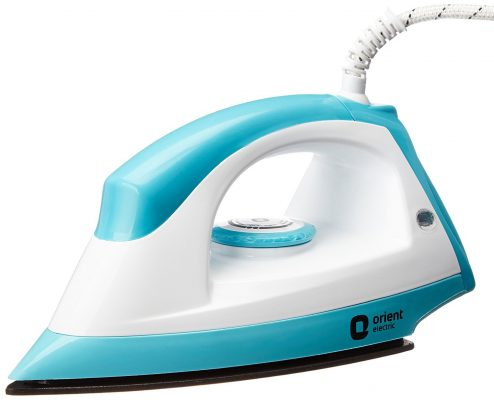 Orient Electric Fabrijoy DIFJ10BP 1000-Watt Dry Iron