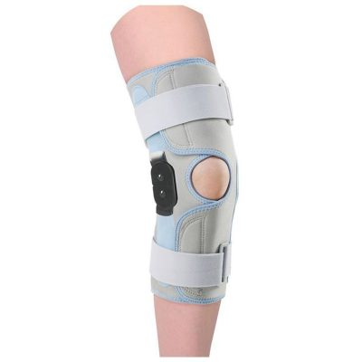Stabilizing Knee Brace Without Regulation