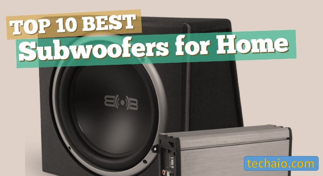 The 10 Best Subwoofers