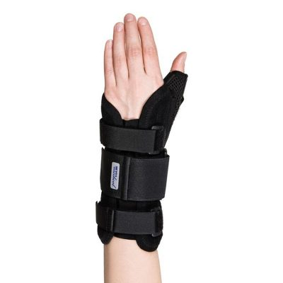 Wrist Orthosis with Thumb Hold