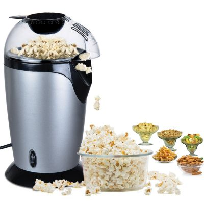 Aluminum Popcorn Machine